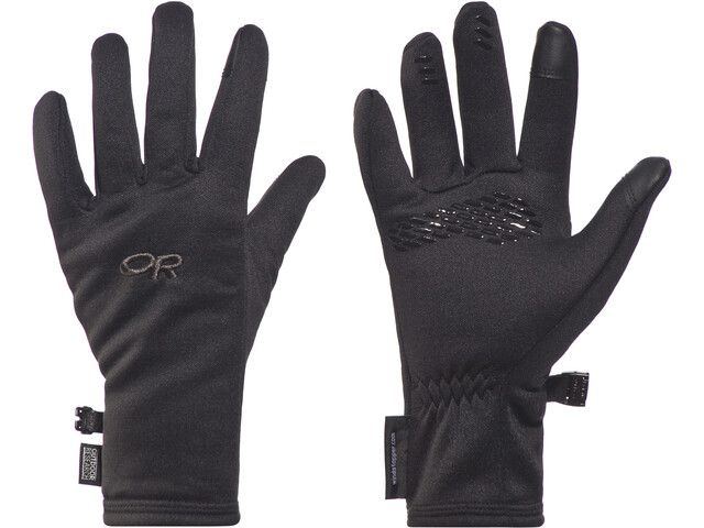 Outdoor Research Backstop Sensor Gloves Men, black